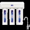 3-Stage Twist-Locks Drinking Water Filtration System